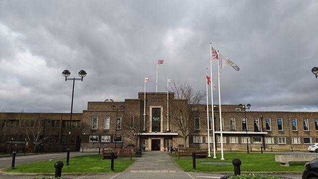 romford town hall